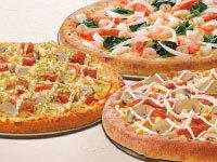 大披薩3個