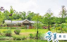 奇美農莊 7.2折! - 台南10人小木屋:和式房+雙人房