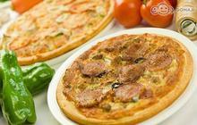 8818義法式廚房 5.2折! - 手作披薩9吋/13吋:海鮮、臘腸