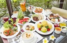 永恆天詩義式美食 6.0折! - 單人午茶:健康沙拉、義大利美食等吃到飽
