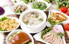 濃園滿漢餐廳 6.4折! - 四人/六人合菜:蟹黃豆腐煲等