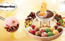 Häagen-Dazs 7.3折! - 四人融心冰淇淋巧克力鍋套餐