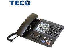 TECO 東元數位語音秘書旗艦電話機 XYFXC801