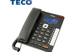 TECO東元商務型來電顯示有線電話 XYFXC106