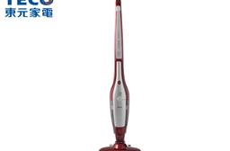 家電賣客獨家現折300元【TECO東元】2合1無線吸塵器(寶石紅)XJ1801CBR