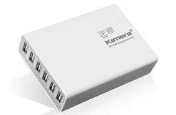 Kamera SP-6U USB 6Port電源供應器