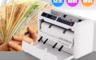 生活市集 4.0折! - 攜帶式多功能快速點鈔機,限時4.0折
