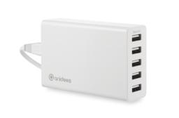 安億迪 anidees AI-Charger 5 USB智能充電器