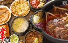 韓34韓國料理《精誠店》 7.8折! - 超值雙人套餐