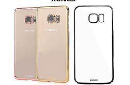 XUNDD 訊迪 Samsung Galaxy S7 edge G935F 爵士電鍍硬殼 保護殼