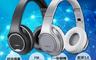 3C市集 5.9折! - 頭戴式多功藍芽耳機喇叭