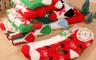 大折扣 3.5折! - 日本聖誕加厚加絨保暖襪
