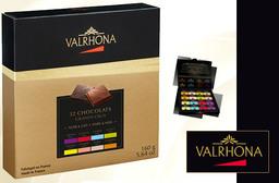 松露巧克力禮盒&頂級產地巧克力8款綜合禮盒