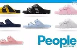 【PEOPLE FOOTWEAR】LENNON 男女經典雙帶涼鞋