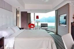 觀海樓旅店-海景無邊際休息專案