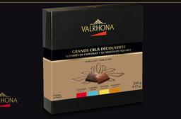 4款綜合52片頂級產地巧克力禮盒,加贈鬆脆巧克力珍珠豆