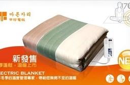 【韓國甲珍】恆溫單/雙人電熱毯  KR3800 / KR3800-T
