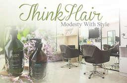 位於一中新天地,【Think Hair】簡約清新時尚空間,提供您最流行且專業的髮型設計,專業頂級髮品呵護秀髮,打造獨一無二、自然迷人的秀髮造型! 北區 只要149元起,即可享有【Think Hair】A.髮澎澎洗護課程 / B.草本淨化出色洗護課程 / C.草本淨化出色洗剪護課程