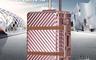 生活市集 3.5折! - 歐風復古鋁框PC行李箱