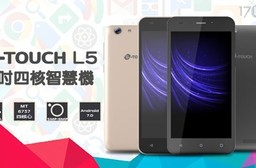 【K-Touch】L5 5吋 四核智慧型手機