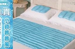 【日本SANKi】小資普普風冷凝枕墊(2kg)