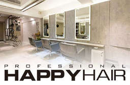 內斂質感,永恆時尚!【HAPPYHAIR(雙和店)、(新北復興店)】代表著獨特品味,採用頂級產品,使秀髮散發專屬魅力,充滿鮮明層次感! 中和區 只要499元起,即可享有【HAPPYHAIR(雙和店)、(新北復興店)】A.加拿大角蛋白迷你護髮+設計剪髮 / B.伊聖詩雙效奇肌HairSpa / C.專業質感染/燙髮 二選一