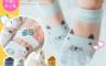 生活市集 1.6折! - 超透氣兒童可愛舒適短襪