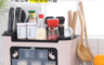 生活市集 5.1折! - 廚房調味用品刀具收納架