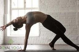 療癒瑜珈新生活態度課程