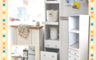 生活市集 4.1折! - 日系廚房置物收納櫃系列