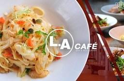 L.A CAFÉ-單人獨享套餐