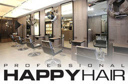 HAPPYHAIR(樹林店) 1.8折 A.質感深層護髮/頭皮養護/造型剪髮 三選二 / B.Happy造型染燙專案