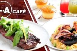 L.A CAFÉ-招牌獨享套餐