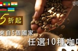 【RiverBird 江鳥咖啡】世界精品濾掛咖啡10口味