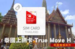 海外票券 泰國8天3GB流量SIM卡(含100元泰銖通話費)