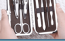 生活市集 2.3折! - 不鏽鋼美甲工具7件套
