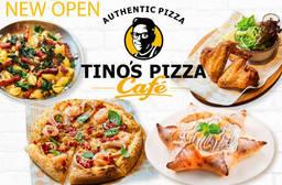 堤諾義式比薩Tino's Pizza 7.9折 平假日皆可抵用250元消費金額