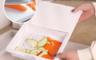 生活市集 1.5折! - 日式3合1瀝水置物砧板盒