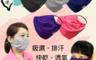 生活市集 5.8折! - 台灣製抗UV透氣口罩