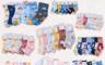 生活市集 6.0折! - OD韓式卡通系列童止滑襪短襪1/2童止滑襪短襪(6 雙)