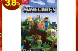 【Nintendo 任天堂】NS Switch 《我的世界 Minecraft》